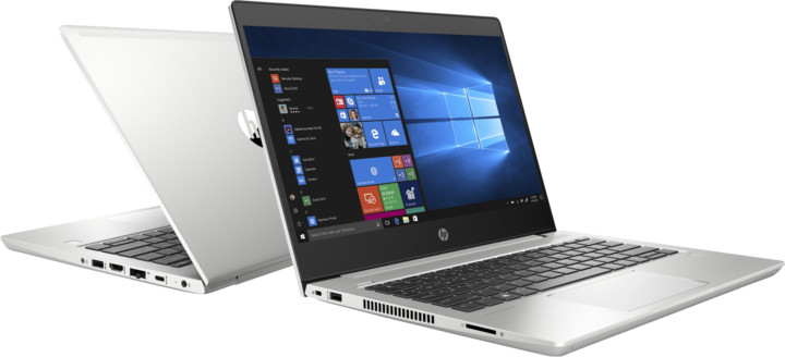HP ProBook 430 G6, stříbrná