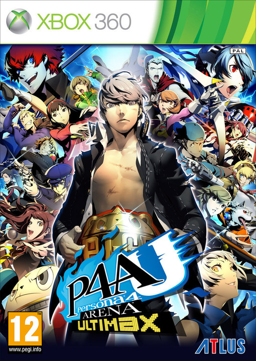 Persona 4: Arena Ultimax - X360