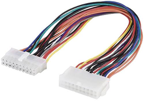 PremiumCord prodlužovací kabel ATX pro zdroje 20 pin