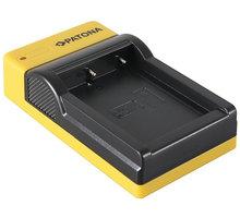 Patona nabíječka Foto Panasonic DMW-BCF10E slim, USB - PT151549