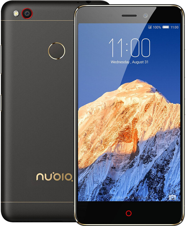 Nubia N1 - 64GB, černo/zlatá
