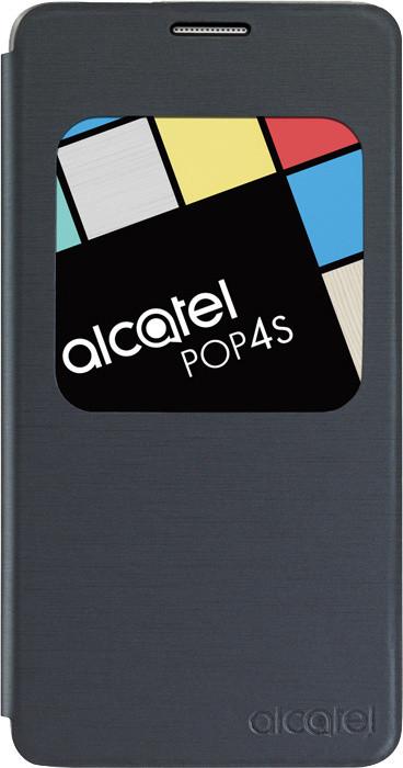ALCATEL AF5095 Aero FlipCase POP 4S, Volcano Black