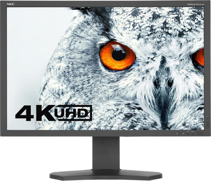 "NEC MultiSync PA322UHD - 4K LED monitor 32"""