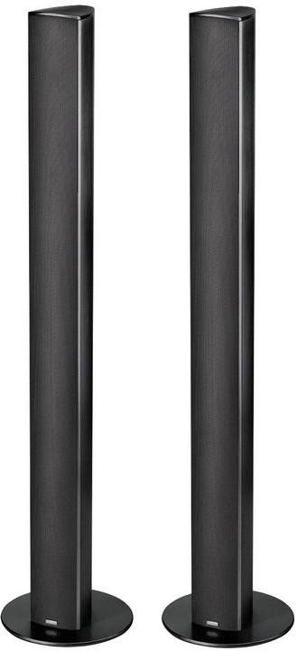 Magnat Needle Super Alu Tower, černá, pár