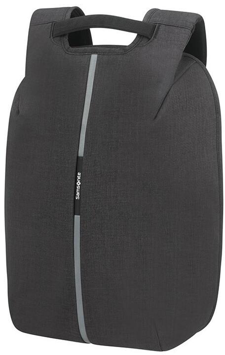 """Samsonite bezpečnostní batoh SECURIPAK pro notebook 15.6"""", černá"""