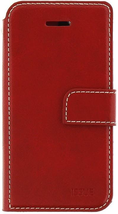 Molan Cano Issue Book Pouzdro pro Honor 10, červená