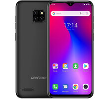 UleFone Note 7, 1GB/16GB, Black