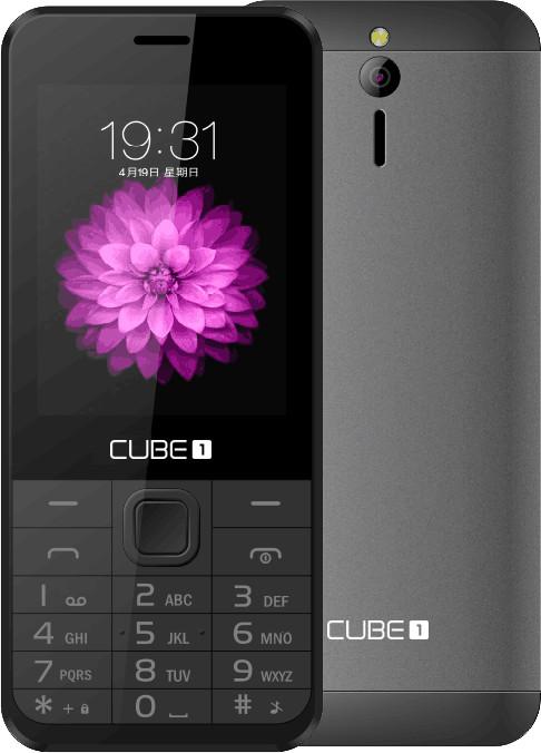 Cube 1 F400, černá