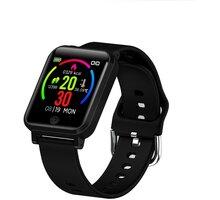IMMAX chytré hodinky TEMP WATCH, černé - HODIMM1062