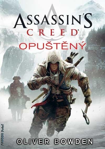 Kniha Assassin's Creed 5: Opuštěný