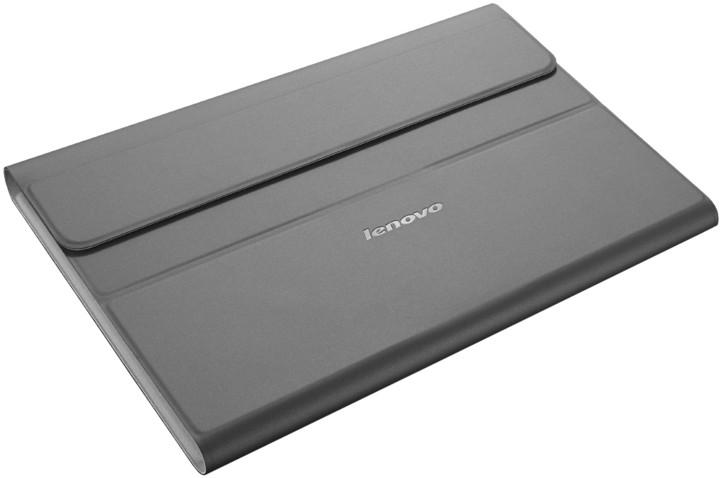 Lenovo pouzdro a fólie pro Tab 2 A10-70, šedá