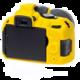 Easy Cover silikonový obal pro Nikon D5300, žlutá