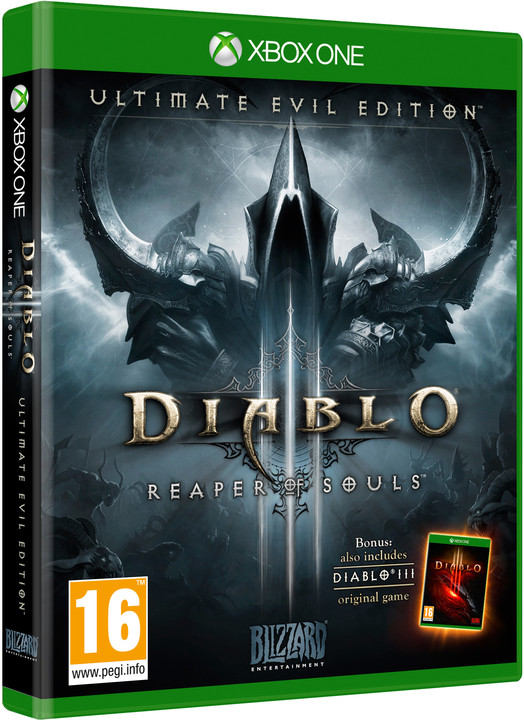 Diablo III: Reaper of Souls - Ultimate Evil Edition - XONE