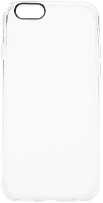 KMP flexibilní TPU pouzdro pro iPhone 6 Plus, 6s Plus, ultra čirá