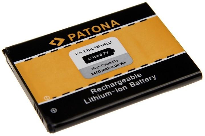 Patona baterie pro Samsung EB-L1M1NLA 2450mAh 3,7V Li-Ion