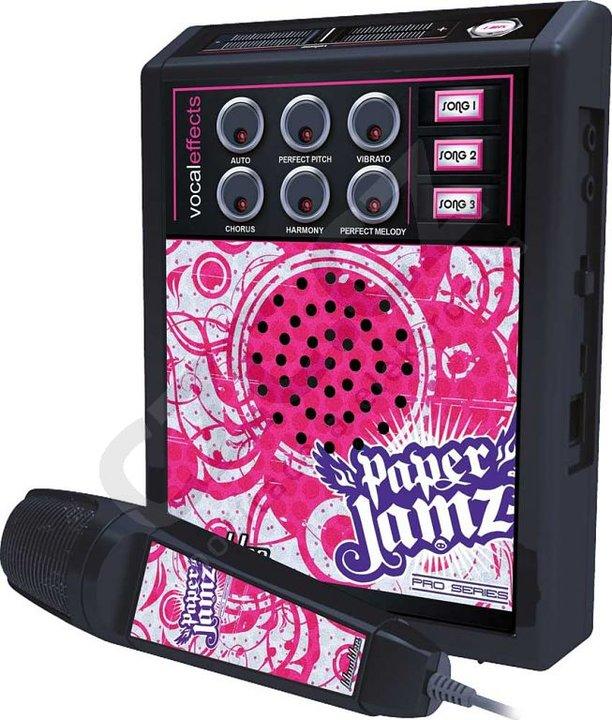 paper jamz pro mic style 3