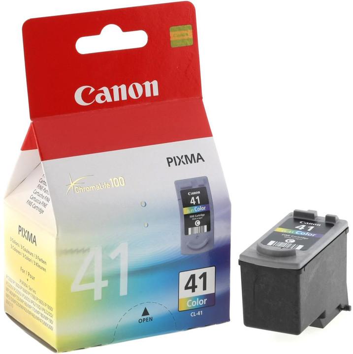 Canon CL-41, barevná