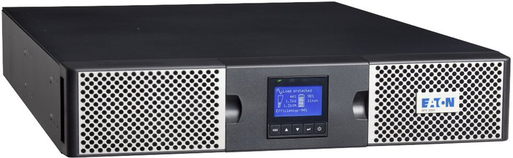 Eaton 9PX 1000i RT2U, 1000VA/1000W, LCD, Rack/Tower, síťová karta
