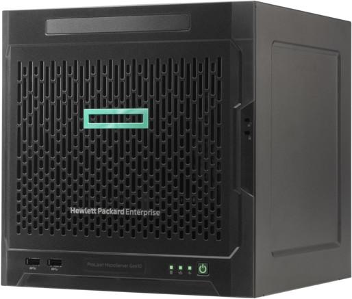 HPE ProLiant MicroServer Gen10 /X3418/8GB