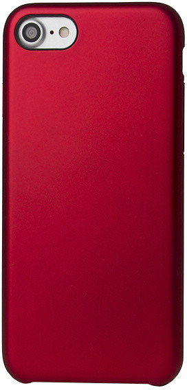 EPICO plastový kryt pro iPhone 7 EPICO ULTIMATE - červený