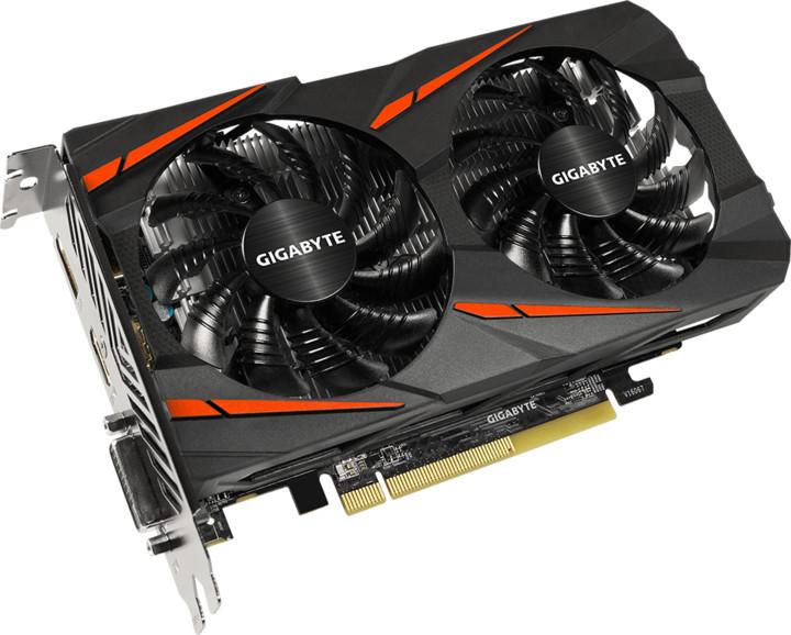 GIGABYTE Radeon RX 460, 4GB GDDR5