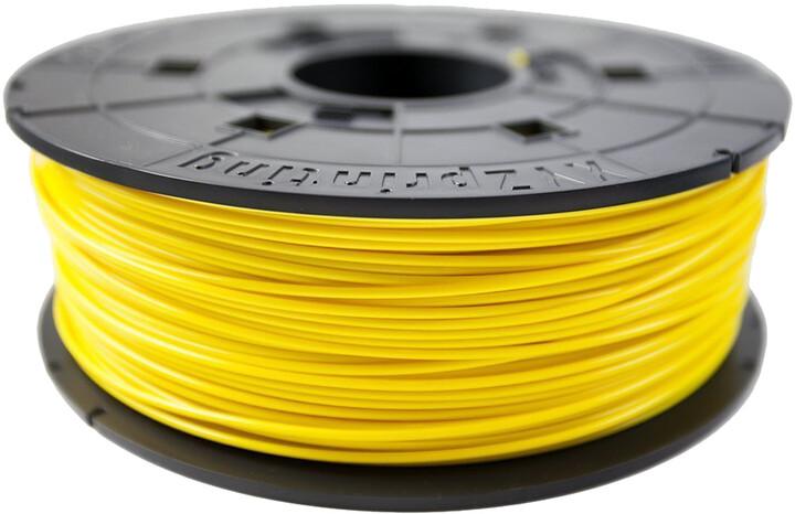 XYZprinting Filament PLA(NFC) Clear Yellow 600g (Junior)