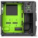 Sharkoon VG5-W, černo-zelená