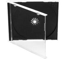 Cover It box:1 CD 10mm jewel box + tray - karton 200ks O2 TV Sport Pack na 3 měsíce (max. 1x na objednávku)