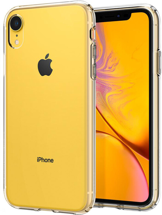 Spigen Liquid Crystal iPhone Xr, clear
