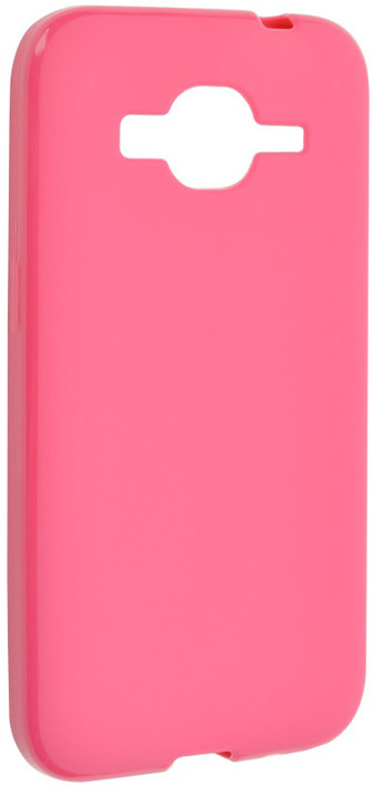 FIXED pouzdro pro Samsung Galaxy Core Prime, G360, růžová