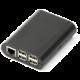 Raspberry Pi 3B+ UniFi Controller, černý
