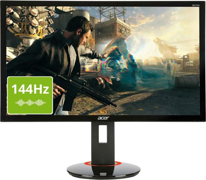 "Acer XB270Hbmjdprz Gaming - LED monitor 27"""