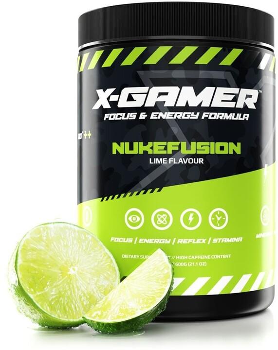 Doplněk stravy X-Gamer X-Tubz - Nukefusion, 600g