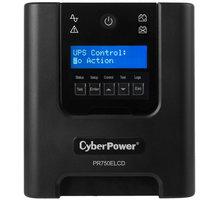 CyberPower Professional Tower 750VA/675W LCD - PR750ELCD