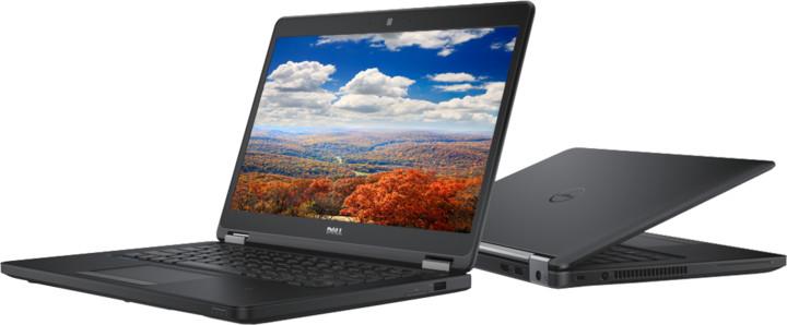 Dell Latitude 14 (E5450), černá