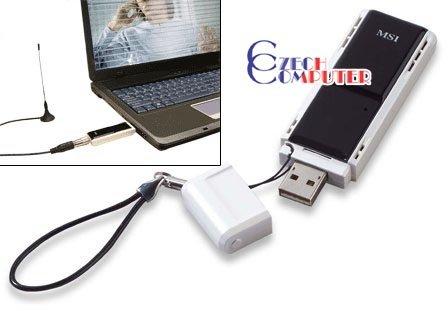 MicroStar Mega Sky 580, DVB-T, USB