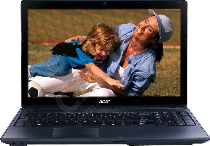 Acer Aspire 5349--B804G50Mikk, černá