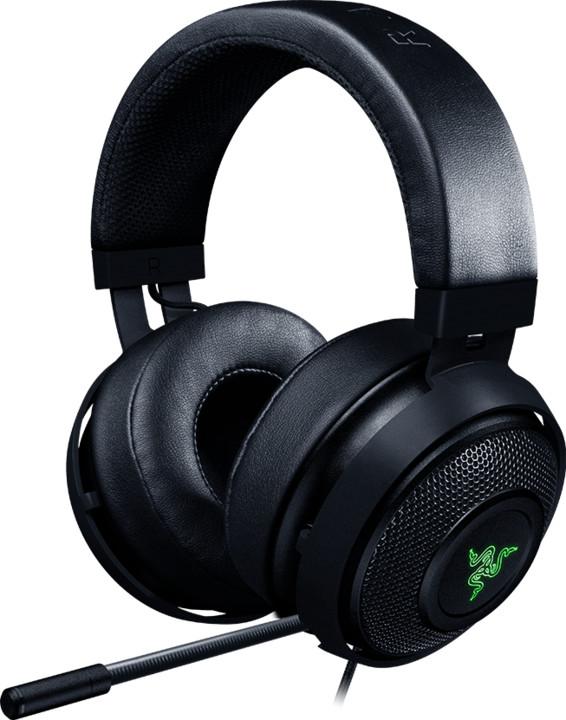 Razer Kraken 7.1 V2, černá