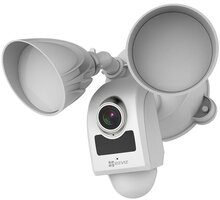 EZVIZ Kamera Floodlight LC1, 2.8mm, FHD, Wi-Fi, PIR, LED osvětlení, SD - CS-LC1-A0-1B2WPFRL(2.8mm)