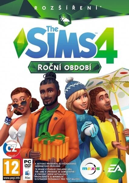 The Sims 4: Roční období (PC)