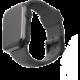 U by UAG silikonový řemínek pro Apple Watch, 38/40mm, černá