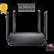 ASUS RT-AC1200G+  + Podložka Asus STRIX Glide Control (v ceně 499 Kč) k routeru Asus zdarma + Voucher Be a Gamer - 5x 100 Kč (sleva na hry nad 999 Kč)