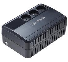 CyberPower Backup Utility 650VA/360W, české zásuvky - BU650E-FR