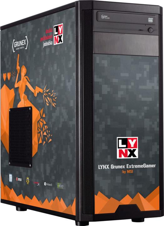 LYNX Grunex ExtremeGamer 2017