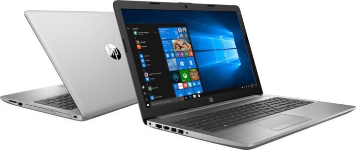 HP 255 G7, stříbrná
