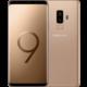 Samsung Galaxy S9+, 6GB/256GB, Dual SIM, zlatá  + Půlroční předplatné magazínů Blesk a iSport.cz v hodnotě 2268 Kč