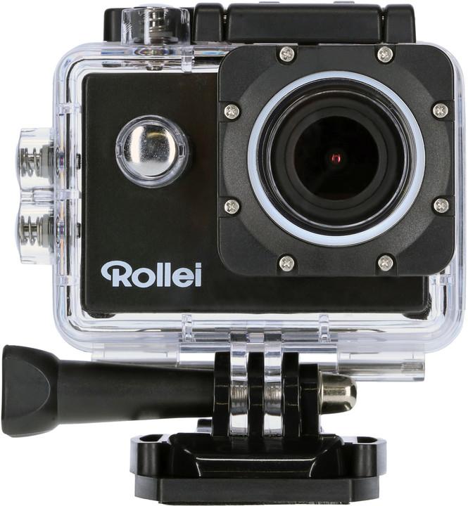 Rollei ActionCam 540, černá