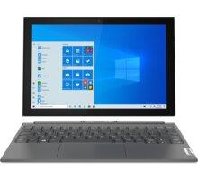 Lenovo IdeaPad Duet 3 10IGL5, šedá - 82AT00DWCK
