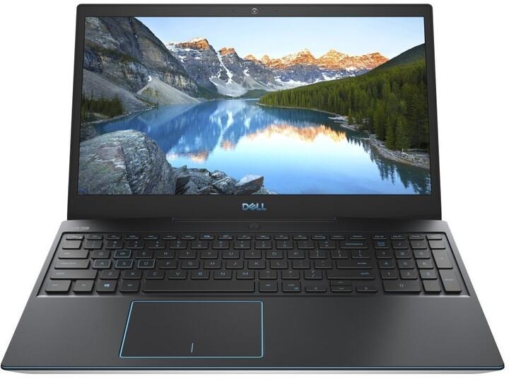 Dell G3 15 Gaming (3500), bílá