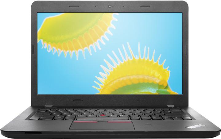 Lenovo ThinkPad E450, černá